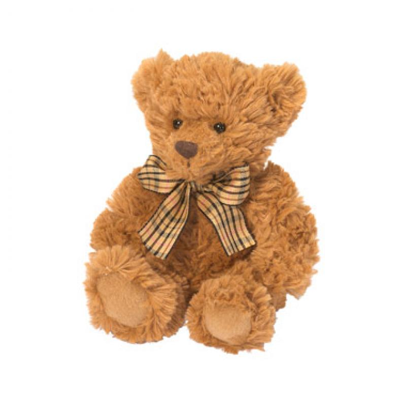 MEDIUM BROWN TEDDY. Click to enlarge